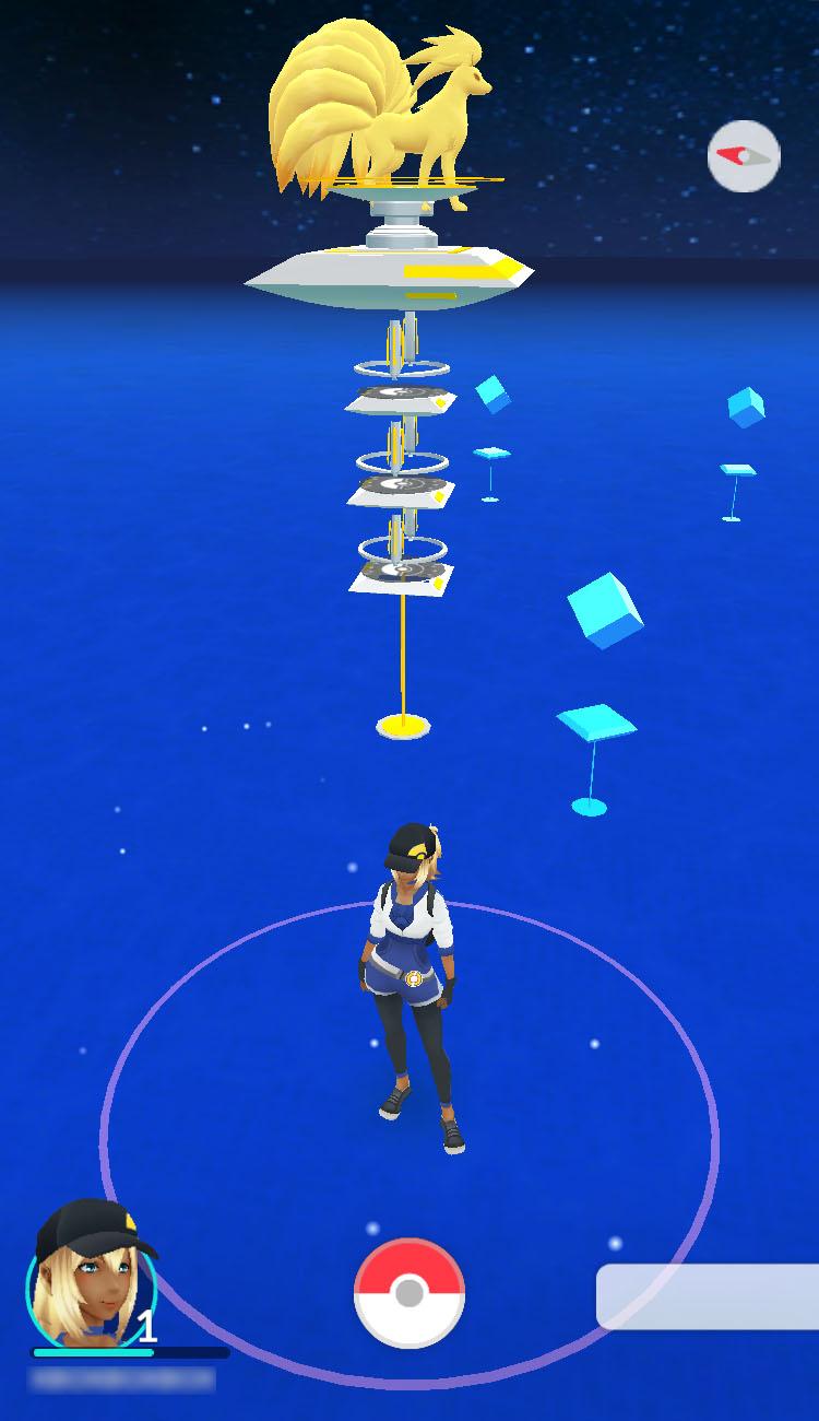 悲報】ゲーム「ポケモンgo」で竹島が韓国勢に支配されている事が判明