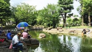 【東京ディープスポット】荒川区役所の前で釣りができるぞ! 荒川区民も知らない謎のゾーン(笑)