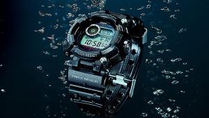 【革命】ダイバーズウォッチG-SHOCK FROGMANに水深計を初搭載したモデル登場