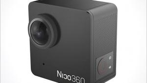 【革命】超小型でリーズナブルな360度カメラ「nico360」は買うべきだろ!