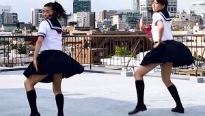 【衝撃】かわいい女子高生がガチでポカリスエットダンス動画を撮影した結果 / マジでテレビCM出演できる可能性(笑)