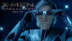 【最速レビュー】映画「X-MEN: アポカリプス」の主人公はクイックシルバー / 異論は認めない