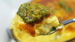 好きな人にはたまらない「焼きムースドリア」の魅力 / nu dish Mousse Deli & Cafe