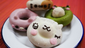 【萌え】ケモノ系ドーナツが大人気すぎて毎日完売! しかも美味い / イクミママのどうぶつドーナツ