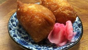 いなり寿司マニアも知らない「究極のジューシーいなり寿司」を公開 / 豊川稲荷境内家元屋