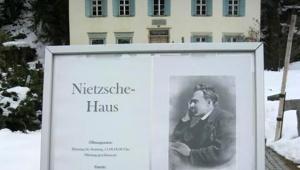 【現地取材】世界最強の哲学者ニーチェ / 彼とスイスの特別な関係を徹底取材「35歳にかまえた別荘の謎」