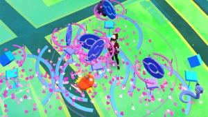 【衝撃】ポケモンGO最強の場所は渋谷だと判明! ポケストップ7個が密集 / 6個に同時アクセス可能