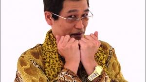 【衝撃】ピコ太郎の「PPAPペンパイナッポーアッポーペン」YouTube動画の収入判明! たった2か月で大金持ちに(笑)