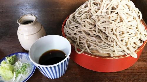【衝撃】もう最終回! 大河ドラマ真田丸の聖地・長野県上田市で一番ウマい信州蕎麦を食う! 量が多い…