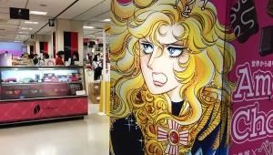 【祝福】漫画「ベルサイユのばら」と「高島屋」がチョコレートイベントでコラボ開催ィィィィィィ!