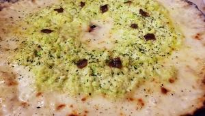 世界最高のピザ店イルペンティートの裏メニュー / 30日間しか収穫できない早春キャベツのアルカボーロ