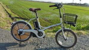 【衝撃】石川県小松市に行ったらレンタル電動アシスト自転車を借り…