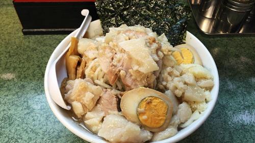 【緊急事態】ラーメン二郎 小滝橋通り店がウマすぎて閉店時間前に完売「麺切れなんやけど」「うまい!…