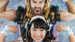【衝撃】世界最強の女装男子レディビアードが筋肉アイドルと霊長類最強アイドルユニット結成! DEADLIFT LOLITA