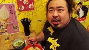 【衝撃】人気ユーチューバー3人組が「ラーメン屋で1万円使いきる動画」を公開 / 野郎ラーメン