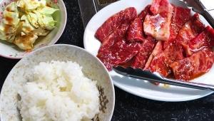 孤独のグルメ シーズン6 / 東京都東大和市の焼肉カルビとハラミ / 翠苑