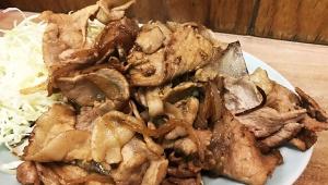 【決定版】実際に食べて確かめた本当に美味しい生姜焼き定食ランキング発表 / 1位 淀橋青果市場の伊勢屋食堂