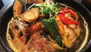 【極上】実際に行って確かめた「スープカレー系が美味しい東京のカレー屋」ランキングトップ5発表 / 1位 シャナイアの薬膳スープカレー