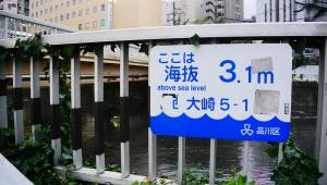 【緊急事態】東京で真夏のヒョウが降り注ぐギガ雷雨! 目黒川が警戒水位を超える異常気象 / 動画撮影
