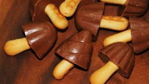 【緊急事態】戦争勃発! お菓子「きのこの山」に「たけのこの里」が乱入! たけのこがきのこに化ける(笑)