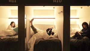 カプセルホテルに思えない京都に誕生した「The Millennials Kyoto」がオシャレで快適すぎる件
