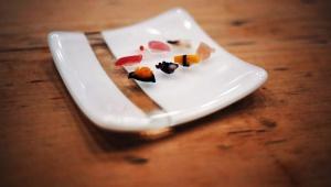 あまりにも小さすぎる極小の一粒寿司が凄すぎる件 / すし屋の野八