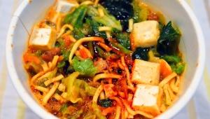 【激ウマ】指原莉乃が大絶賛してるカップラーメン「蒙古タンメン中本」がマジ美味しそう! 実際に食べてみた結果(笑)