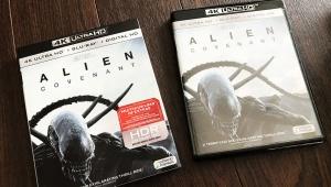 【悲惨】ハリウッド映画が日本だけ半年遅れで上映されている件 / AmazonでエイリアンコヴェナントのDVD絶賛発売中1600円