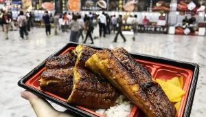 【グルメ】東京ゲームショウ2017でウナギが食べられるぞ! 産地不明のウナギだが2000円で激ウマ