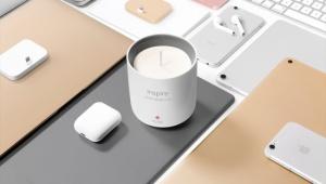 新品のMacの匂いが香るキャンドルがまたまた登場!