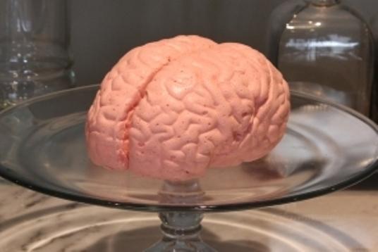 脳みそ マシュマロ