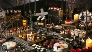 【衝撃】ヒルトン東京お台場のデザートブッフェが極上すぎる! 最高にフォトジェニックな「ハロウィーン・モンスターの舞踏会」開催中