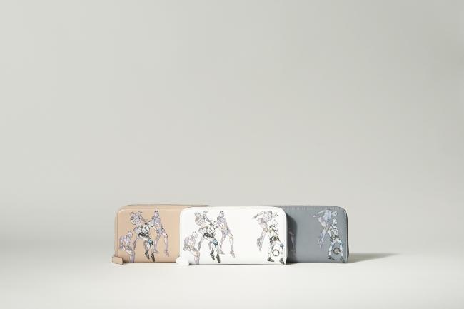ジョジョ ブルガリ 財布