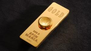 くるくると回転する金の延べ棒!? 世界で最も高価な純金製のハンドスピナー「Spin GOD」爆誕