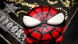 【魅惑のレシピ】スパイダーマンカップケーキを作ろう! マーベルヒーロースイーツ♪ 一本木さくら先生のお料理教室