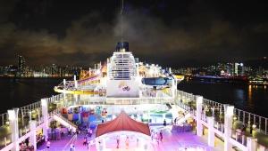 【香港旅】クルーズ船が最高すぎる7つの理由 / ゴージャスな船内で遊んでたら目的地に到着(笑)!