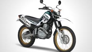 日本のモーターサイクル市場にはヤマハ セロー250がある