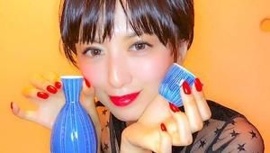 【衝撃】美人すぎる「あつかん女子」がネットで話題に / 熱燗だからこそ美味しい日本酒を伝えたい