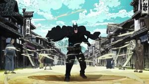 【衝撃】公式映画「ニンジャバットマン」上映決定きたああああ! バットマンが戦国時代にタイムトラベル!
