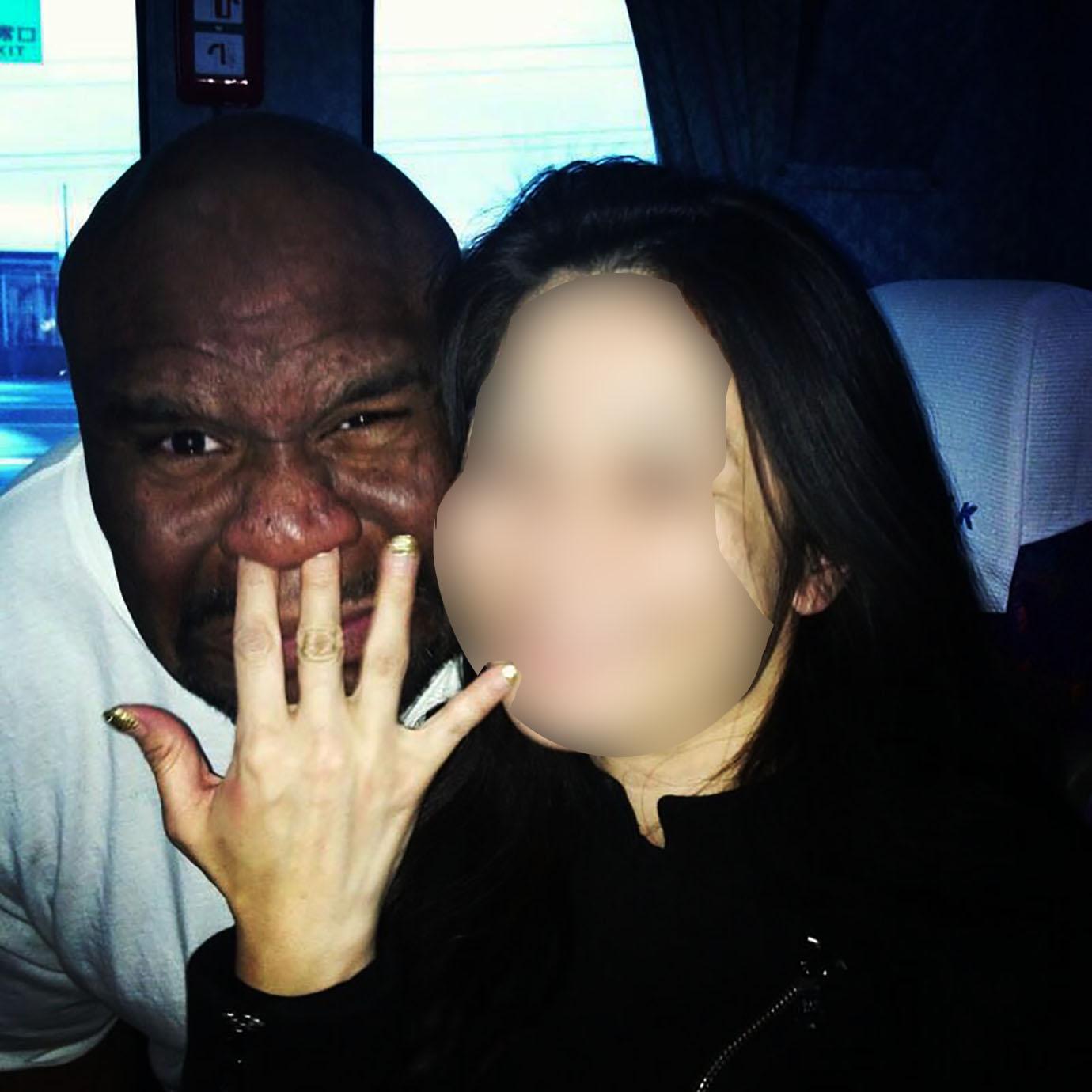 暴行事件 暴力男ボブサップから6年間も流血dvされ続けた女性 その壮絶