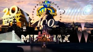 【衝撃】ディズニーが全映画会社を買収したら冒頭ムービーはこうなる / 予想動画がネット上で話題
