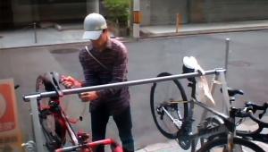 【必見】自転車ドロボーが盗む瞬間がYouTubeに掲載される / 自転車所有者は絶対見るべき「これは防げないわ」