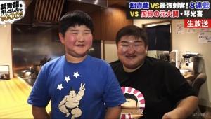 【騒然】元大関の琴光喜と息子が似すぎていると話題 / 視聴者「顔を入れ替えても同じになる」