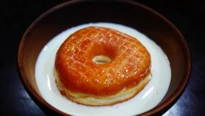 【究極グルメ】元ミスド店員が教えるドーナツを激しく美味しく食べる方法 / 材料は牛乳かミルクティーだけ