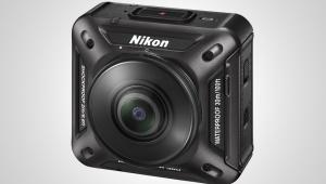 Nikonがアクションカメラに参入! 360度カメラを含む3モデルを同時発売