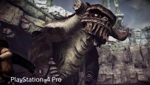 【衝撃】伝説のゲーム「ワンダと巨像」PS4版が美麗すぎると大絶賛 / ゲーマー「まるで巨像が生きているようだ」