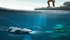 【革命】アンコウのようなフィッシング専用ドローン PowerRay が釣りを変える