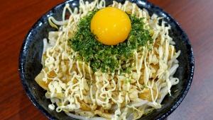 【B級グルメ】まるでお好み焼き! ご当地メニュー「広島風お好み焼きすた丼」が期間限定で発売