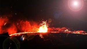 【大噴火】富士山噴火を1パワーとした場合77000000パワーの火山がヤバイ / 地球上最大の火山活動