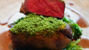 GINZA SIX でもっとも美しいステーキを堪能せよ / ロビンスアイランドビーフステーキ